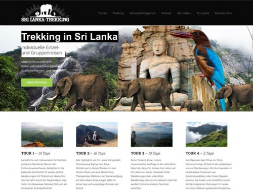 Sri Lanka Trekking – Travel Agency