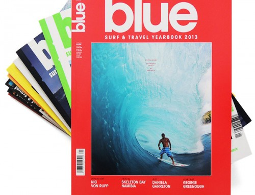 BLUE – Surf & Travel Magazine